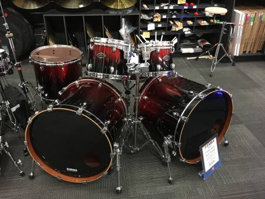 Tama Starclassic 6 Piece Birch/Bubinga Set