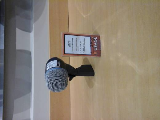 Store Special Product - Shure Beta 52 Kick Drum Mic