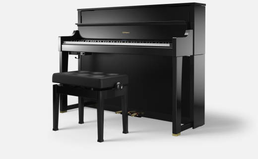 Store Special Product - LX-17 Digital Piano - Polished Ebony w/ Stand & Bench