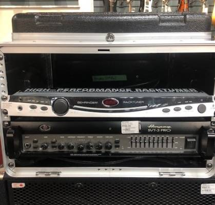 Store Special Product - AMPEG SVT3PRO - 450 Watt Bass Head