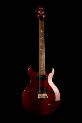 Store Special Product - SE Santana Standard Electric Guitar - Vintage Cherry