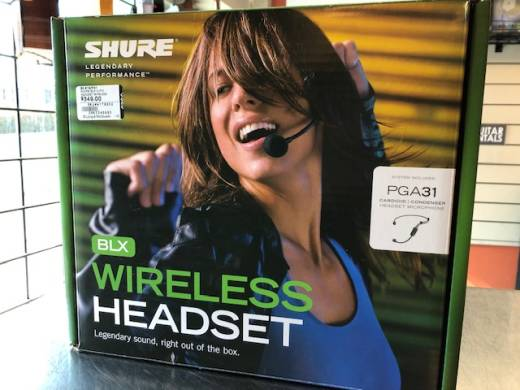 Shure BLX14/P31 Headset Wireless System