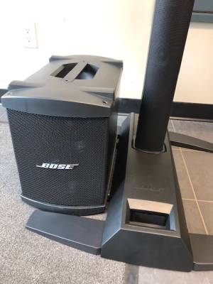 Store Special Product - Bose L1 Model II and B1 Bass Package with Tonematch