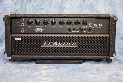 200 Watt All-Tube Bass Head