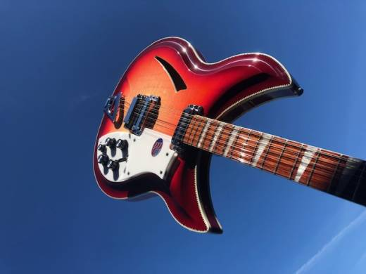 Rickenbacker Electric 12 String Vintage Fireglo