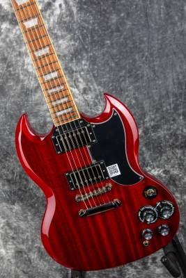 Store Special Product - Epiphone SG G-400 Pro Electric Guitar - Cherry