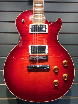 Gibson 2018 Les Paul Standard - Blood Orange Burst