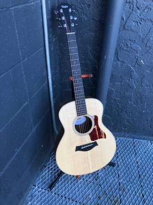 Taylor GS Mini-e Walnut Acoustic-Electric Guitar w/Bag