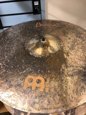 Meinl Byzance Extra Dry Transition Ride - 21 inch