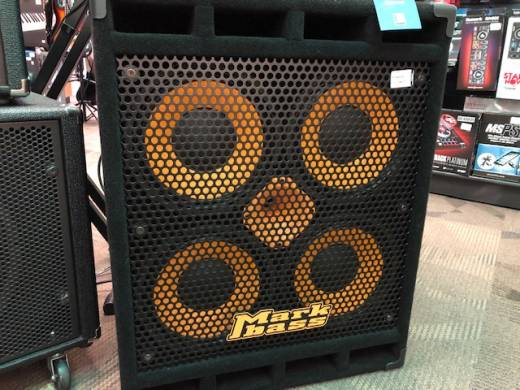Orange Standard 104 - 800W 4OHM 4x10 Vented Cab with Horn