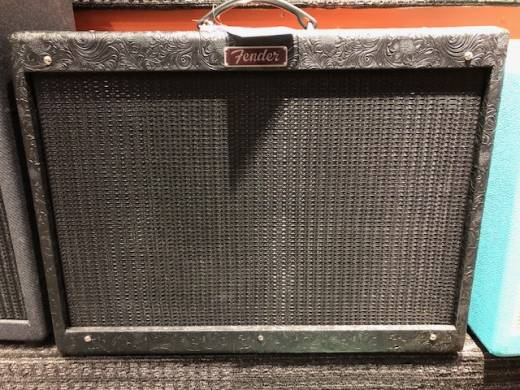 Fender Limited Blues Deluxe Reissue 1x12 Combo Amp - Black Western
