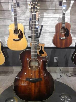 K24ce Koa Acoustic-Electric Guitar w/ Case