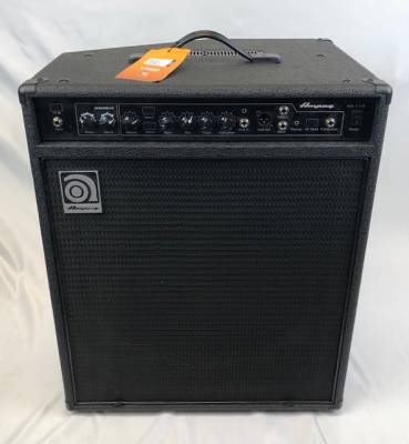 Store Special Product - BA-115 150 Watt 1x15 Bass Combo Amp with Scrambler