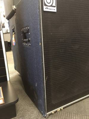 Store Special Product - Ampeg SVT410HLF - 4x10 Bass Cab with Horn