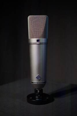 Store Special Product - Neumann U 87 AI SET Nickel w/Shockmount and Wooden Box