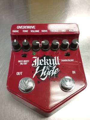 V2 Jekyll and Hyde OD and Distortion
