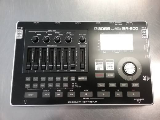 Store Special Product - BR-800 - 8-Track Digital Recorder