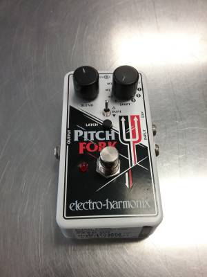 Polyphonic Pitch Shifter Pedal