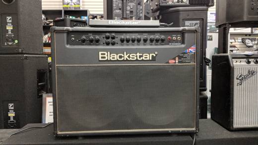 BLACKSTAR COMBO AMP W/ FOOTSWITCH
