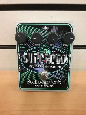 SUPEREGO - EXH SYNTH ENGINE PEDAL