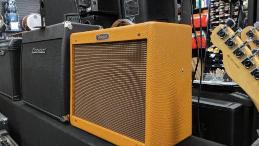 Store Special Product - FENDER BLUES JR TWEED