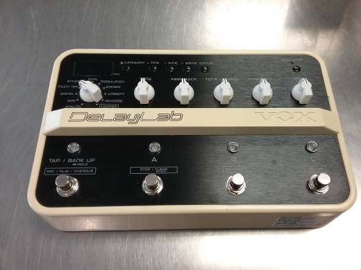 Delay Effects Pedal