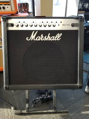 MARSHALL MG 50WATT 2CH AMP W/DIGITAL FX