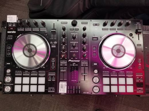 2-CHANNEL DJ CONTROLLER FOR SERATO DJ