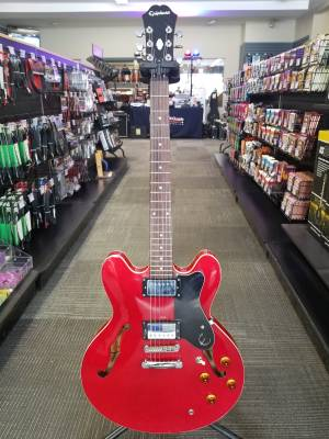 EPIPHONE ES-335 DOT CHERRY