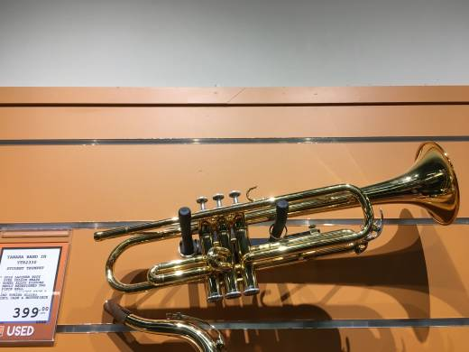 Store Special Product - Yamaha Student Trumpet