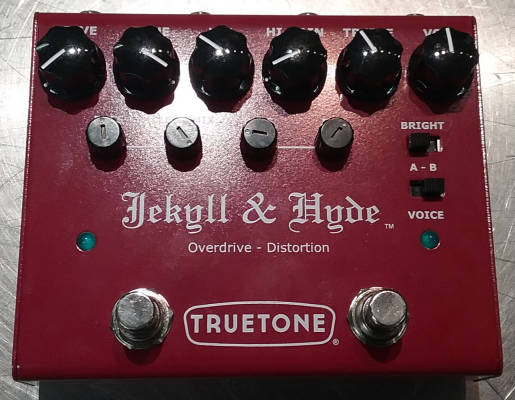 Jekyll & Hyde Overdrive/Distortion