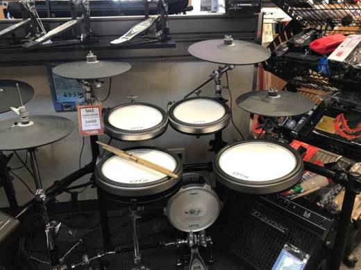 DTX ELECTRONIC DRUMS