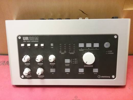Steinberg UR28M - 6x8 USB 2.0 Audio Interface