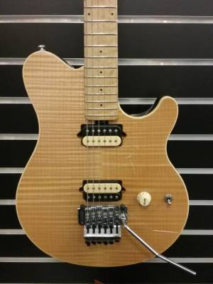 EBMM Axis Guitar - Natural w/ MPL MTHS TRM