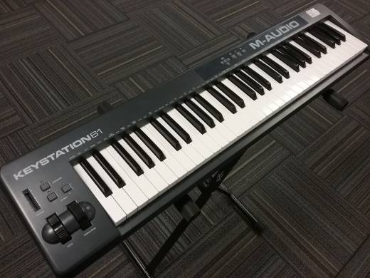 M-Audio 61 Note Key Controller