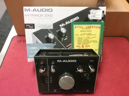 Store Special Product - M-audio 2-In/2-Out 24/192 USB Audio Interface