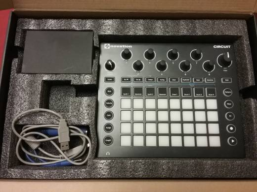 Store Special Product - Novation Circuit - Pad Based Groove Box