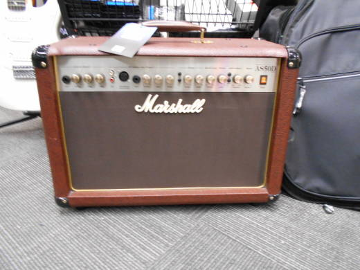 MARSHALL AD50 ACOUSTIC COMBO AMP