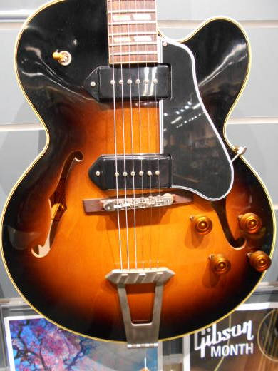 2017 ES-275 P-90 VOS Limited Edition - Dark Burst