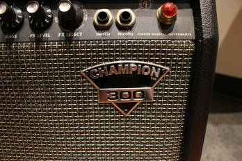 Fender Champion 300 with DSP