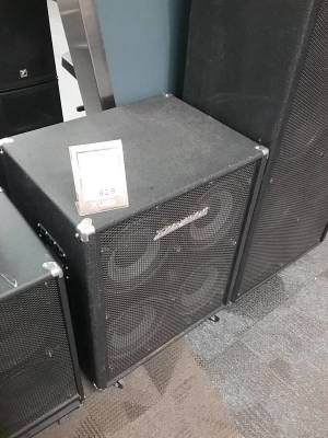 Store Special Product - 800 Watt 4x10 Bass Cabinet
