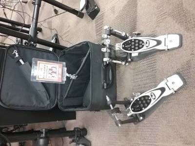 PowerShifter Eliminator Double Pedal