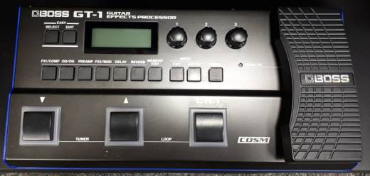 Store Special Product - BOSS - GT-1 Guitar Effects Processor