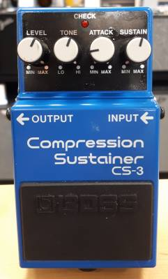 Store Special Product - BOSS - CS-3 Compression Sustainer