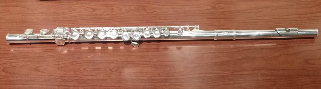 2SP Closed-Hole Student Flute, C Foot