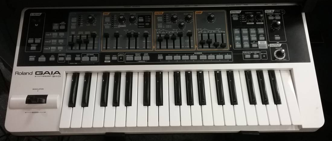 GAIA SH-01 - Synthesizer