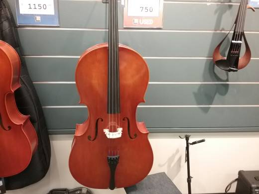 Store Special Product - VC80ST Laminate Cello Outfit - 4/4