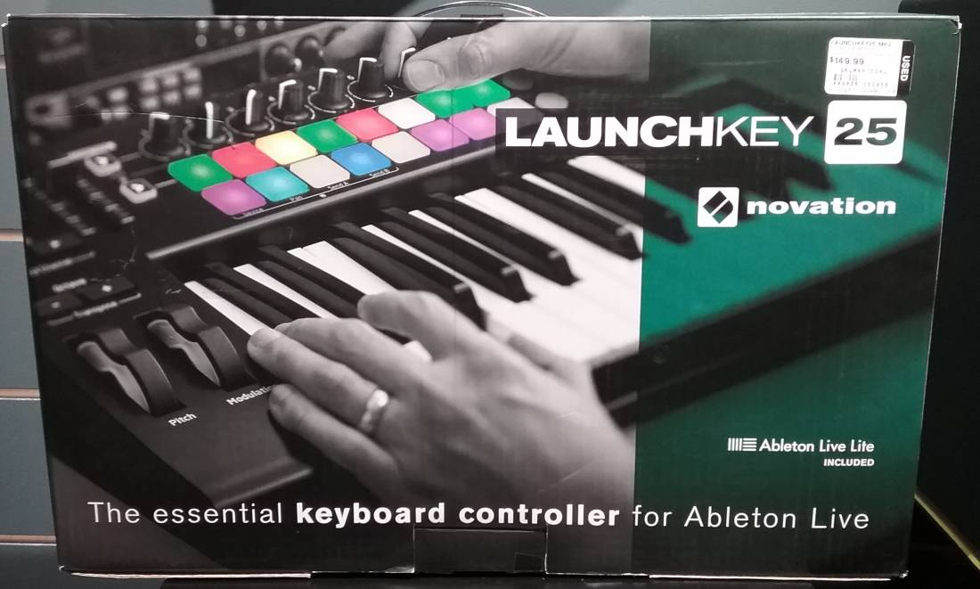 Store Special Product - Launchkey MK2 25-Key Controller for Ableton