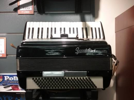 Frontalini Accordion