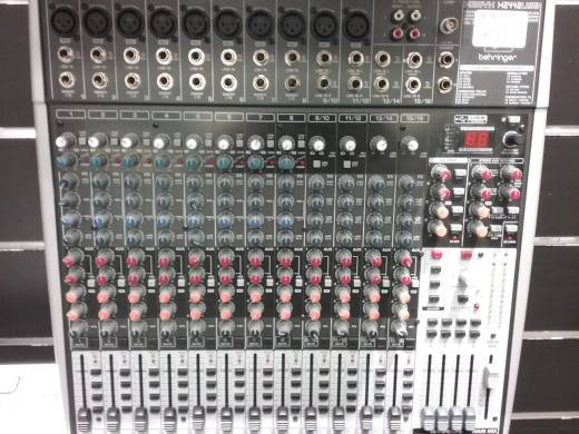 X2442USB - 24 Input 4/2 Bus Mixer with EFX and USB